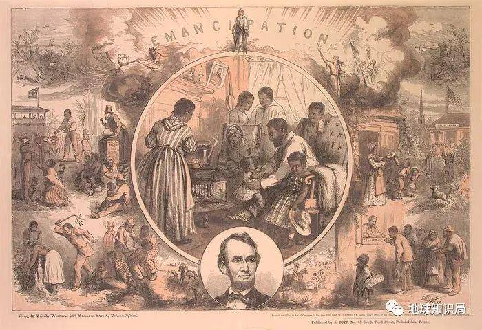 美国的黑人为什么不黑?
