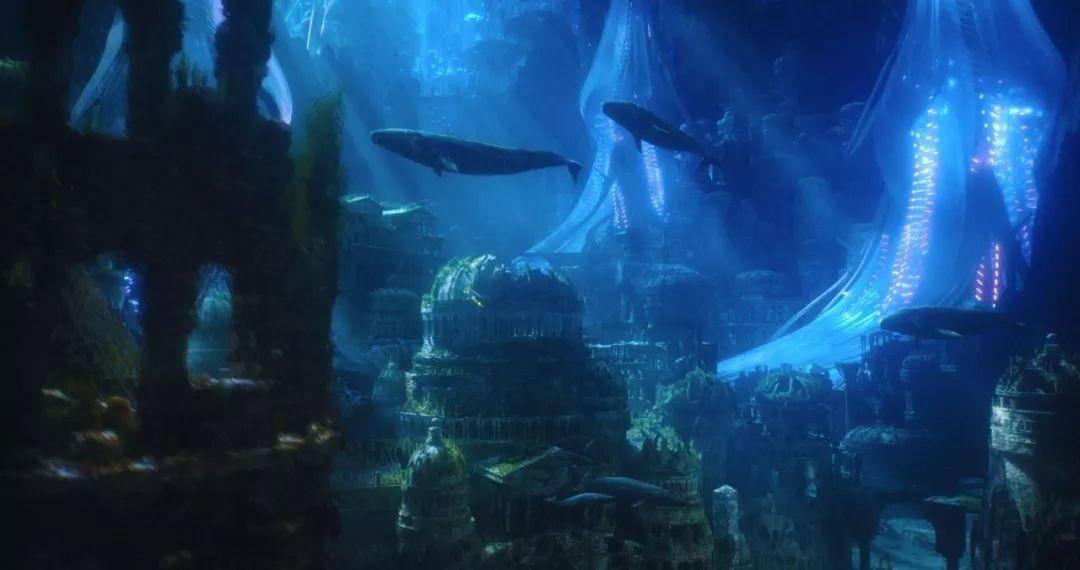《海王》,一部亚特兰蒂斯旅游宣传片