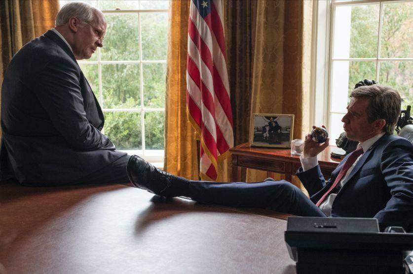 《副总统》:一个政治黑马的传奇故事