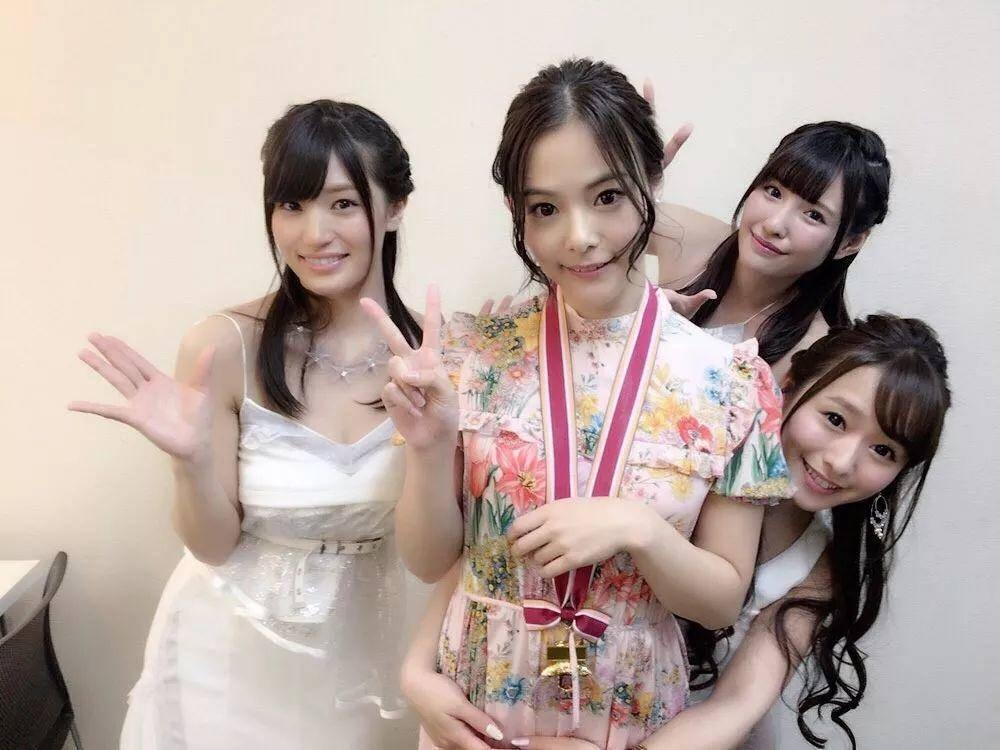 什么?AVOP 2017三冠王,S1全明星之一,吉高宁々 明年1月S1卒业!?